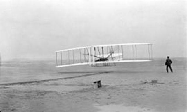 Primer aeroplano