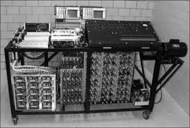 La computadora digital electrónica