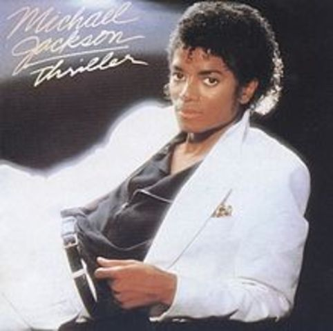 Michael Jackson's Thriller Released