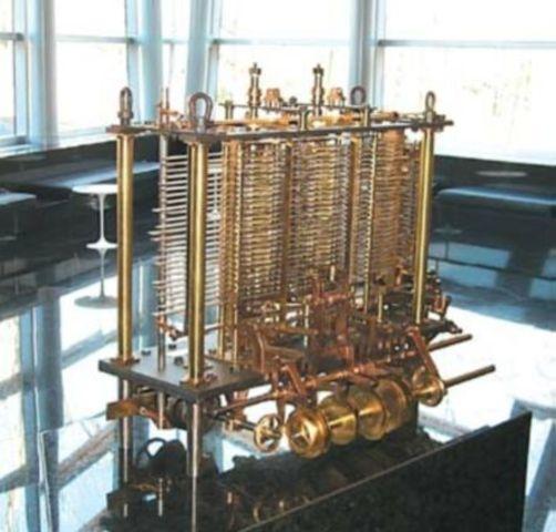 Scheutz Difference Engine