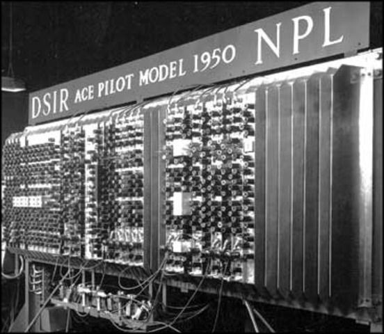 Automatic Computing Engine