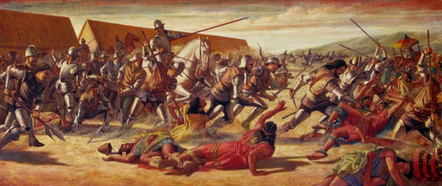 Downfall of the Incas