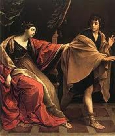 Joseph and the Pharaoh's Wife