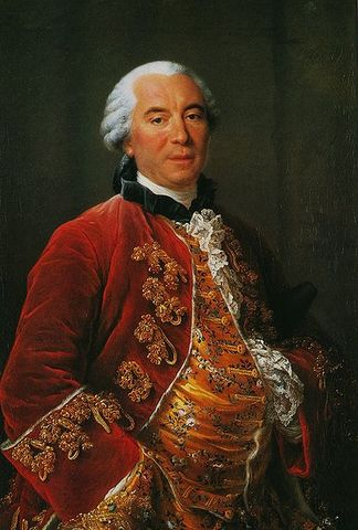 Georges Louis Leclerc, conde de Buffon.