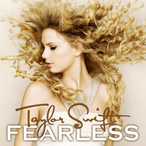 Taylor Swift releases her second album, 'Fearless'