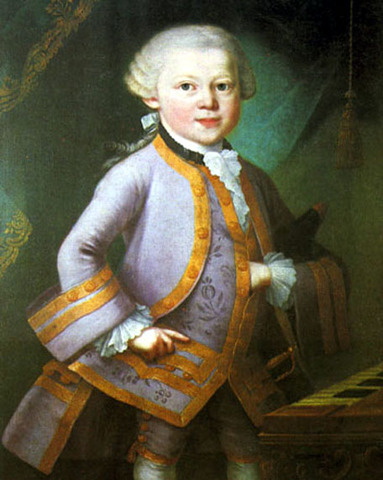 Mozart's Early Life: