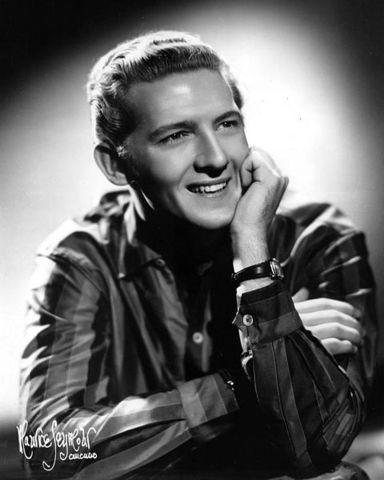 Signing of Jerry Lee Lewis