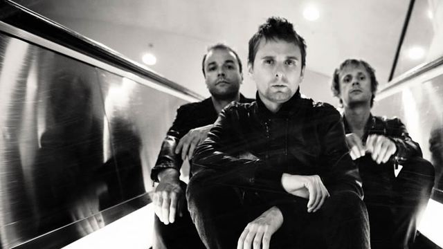 Coldplay opens for Muse UK tour