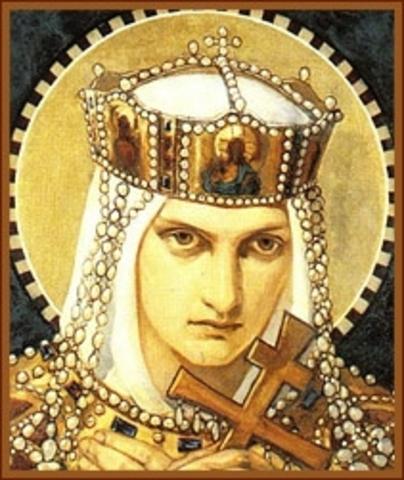 Княгиня Киевская Ольга
