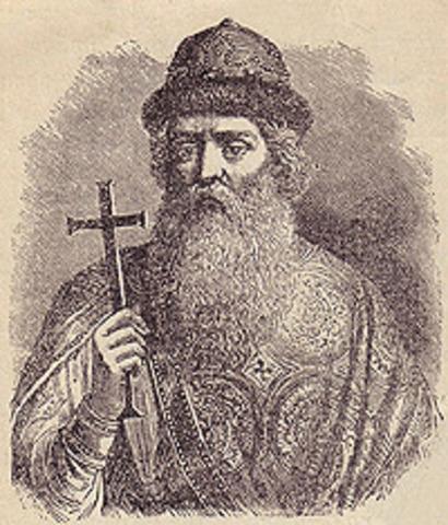 Князь Владимир Красное Солнышко