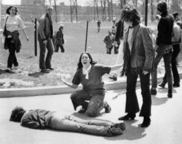 The Kent State Shootings and Niel Young's 'Ohio'