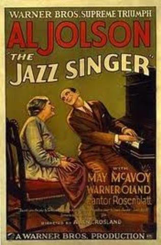 First Talking Movie, The Jazz Singer