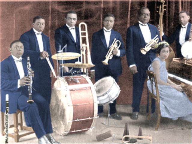 Tuxedo Brass Band