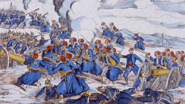 France vs. Prussia