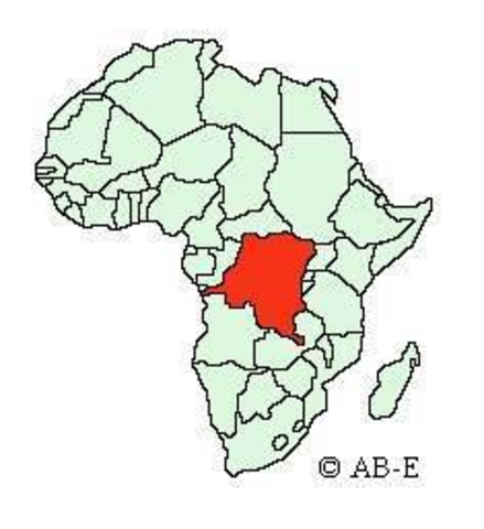 Start of Scramble for Africa