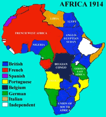 Britain Acquires South Africa