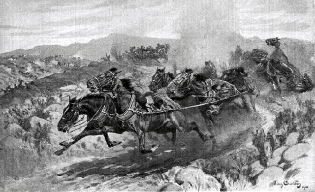 British vs. Boers #2