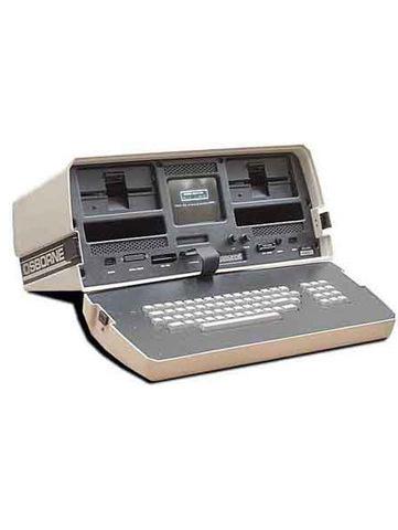 Ο πρώτος φορητός υπολογιστής