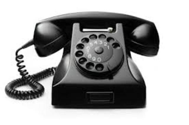 Πρώτο σταθερό τηλέφωνο