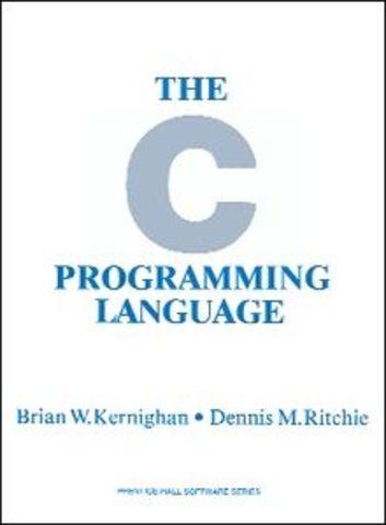 """C"" Language Introduced"