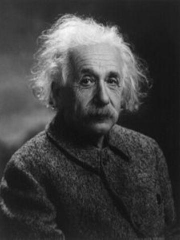 Η γέννηση του Άλμπερτ Αϊνστάιν
