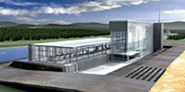 First Zero Emissions Coal Power Plant