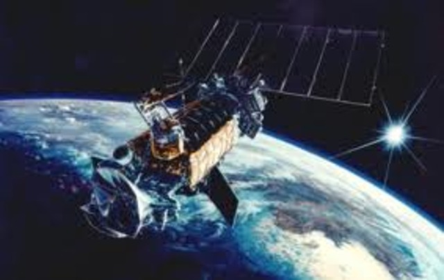 First U.S. Satellite to Use Solar Cells