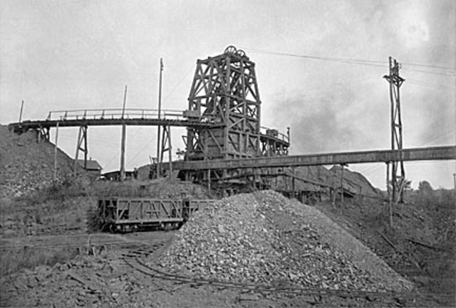 Iron Mining