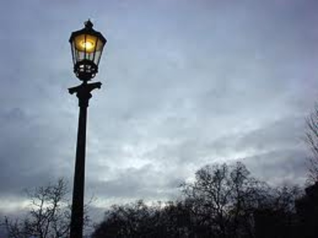 Gas Lamps