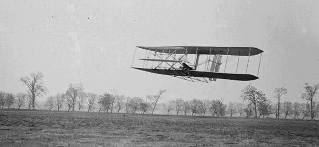 Το πρώτο αεροπλάνο