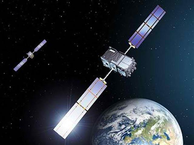 Ο πρώτος τεχνητός δορυφόρος