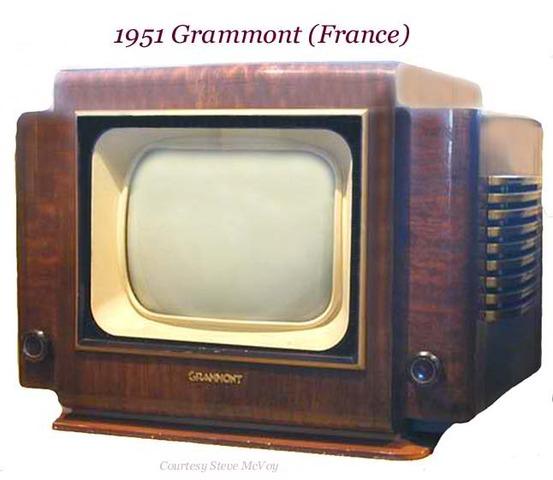 Η πρώτη τηλεόραση