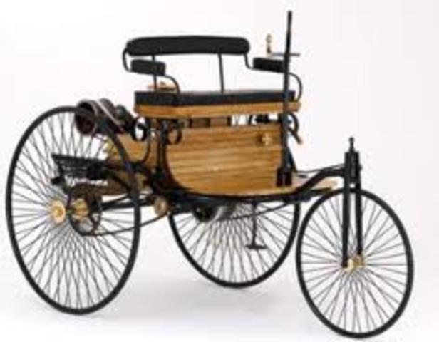 Το πρώτο αυτοκίνητο