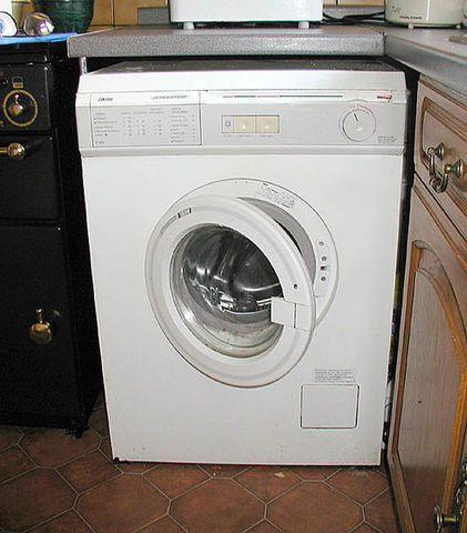 To πρώτο πλυντήριο
