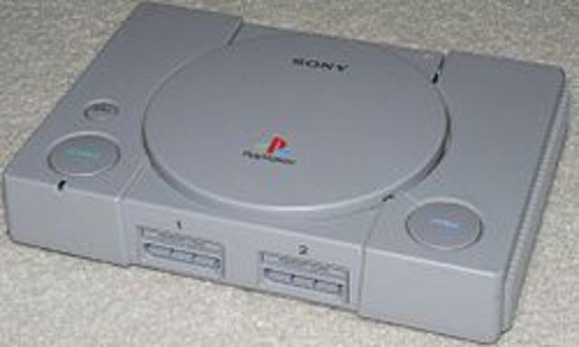Το πρώτο PlayStation