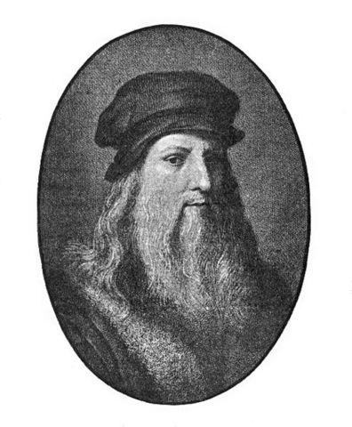 Η γέννηση του Leonardo Da Vinci