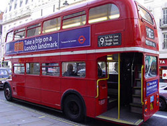 Ανακάλυψη λεωφορείου
