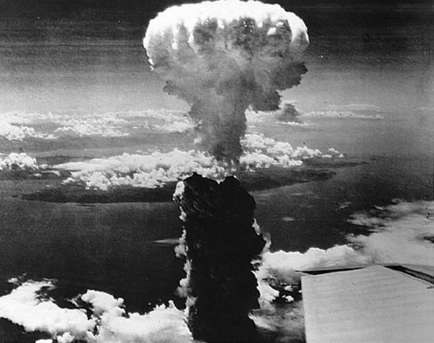Invention and Sucessful First Testing of Nuclear Bomb