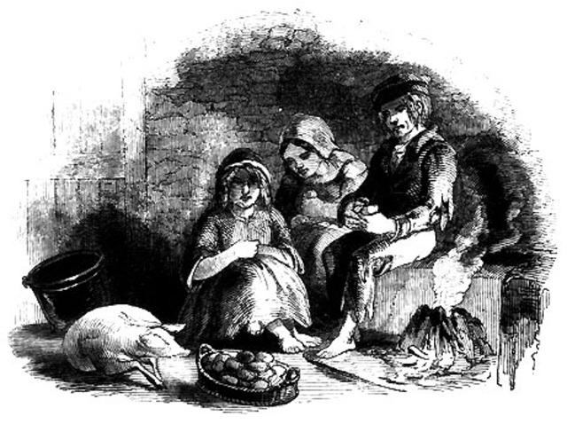 Great (Potato) Famine of 1845