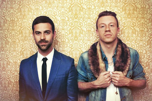 Macklemore & Ryan Lewis debut album
