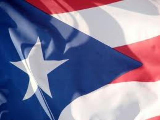 Creación de la bandera de Puerto Rico