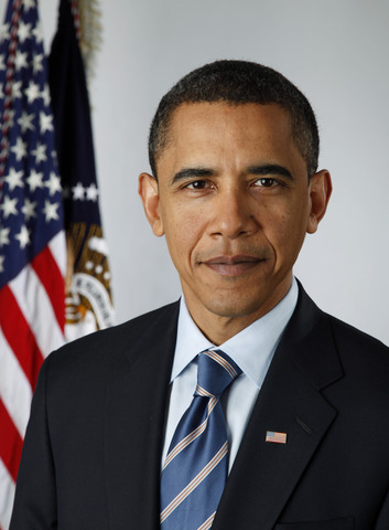 The First African-American President