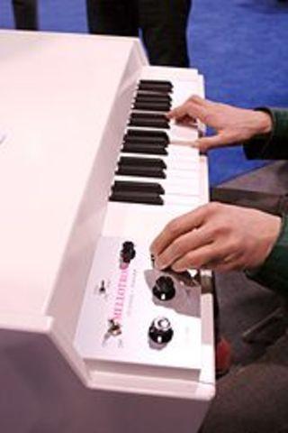 Mellotron Sampler