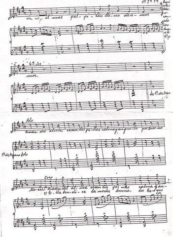 Escriptura Musical