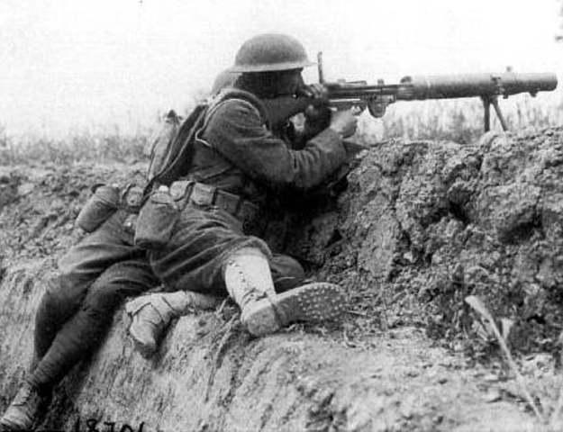 Primera Guerra Mundial.... no tiene fecha