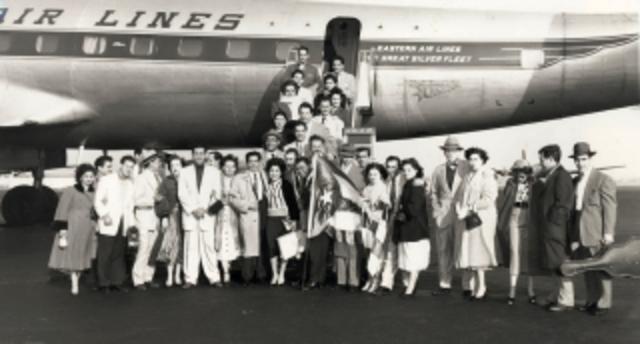 Diáspora puertorriqueña (Emigración a Estados Unidos)....... no tiene fecha
