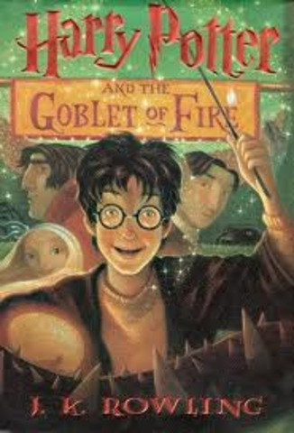 Harry Potter and the Goblet of Fire published.