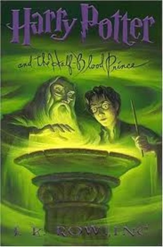 Harry Potter and the Half Blood Prince published.