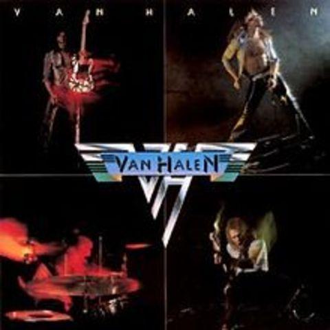 """Van Halen released """"Van Halen"""""""
