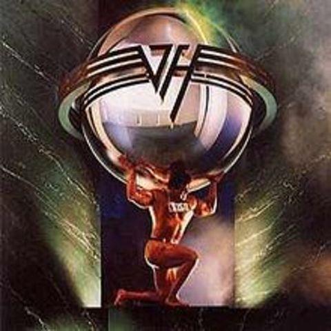 """van Halen released """"5150"""""""